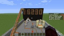 playable Pinball machine! Minecraft Project