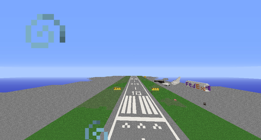 how to build a small airport