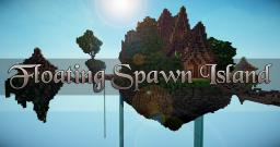 Floating Spawn Island Minecraft