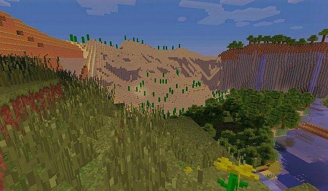 Bedrock Pvp Minecraft Server