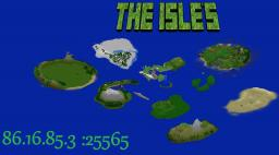 -THE ISLES- Minecraft Server