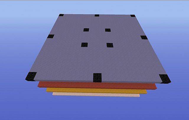 Simplicity A Minecraft Spleef Splegg Project Minecraft