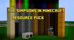 The Simpsons Resource Pack V2.5! [ANIMATED BLOCKS][NEW SOUNDS!] Minecraft Texture Pack