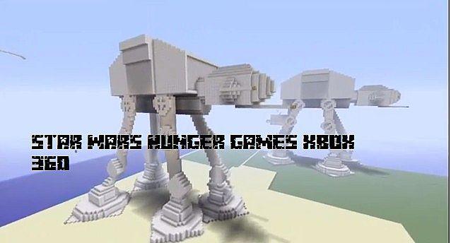 Minecraft xbox 360 Star wars hunger games download soon