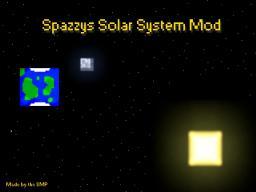 Spazzy's Solar System Mod V0.7 Meteorites Minecraft Mod