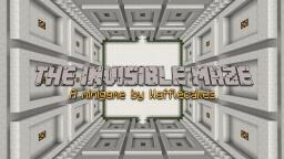 The Invisible Maze Minecraft Map & Project