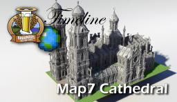 BdH Timeline: Map7 Huge Epic Cathedral Minecraft Map & Project