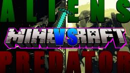Aliens vs Predator PvP [Battle of the Youtubers] Minecraft