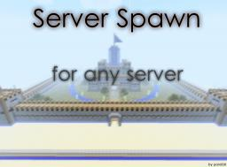 Server Spawn for any server Minecraft Map & Project