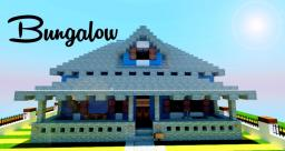 Traditional [California Bungalow] Minecraft Map & Project