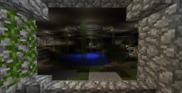 Mushroom Cave Minecraft Map & Project