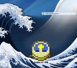 Minecraft Clock v0.5 Minecraft Mod