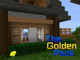 The Golden Pack - Smooth Cartoony Minecraft Texture Pack
