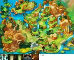 Green Hill Archipel Minecraft Map & Project