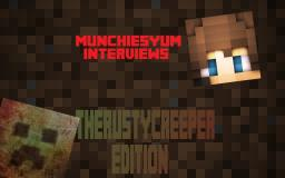 Interview with TheRustyCreeper Minecraft Blog Post
