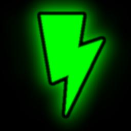 Green Lightning Minecraft Texture Pack