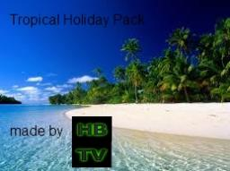 Tropical Holiday Pack [based on Tropic Ressourcepack][16x16] Minecraft Texture Pack