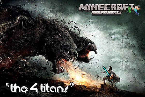 The 4 Titans\