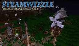 Steamwizzle Outpost Minecraft Map & Project
