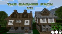 The Basher pack V5 Minecraft Texture Pack
