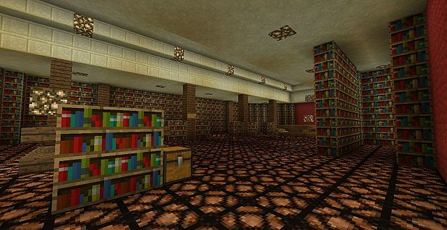 Hope S Peak Academy Dangan Ronpa Map Minecraft Project