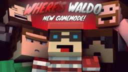 Where's Waldo (New Gamemode & Map) Minecraft