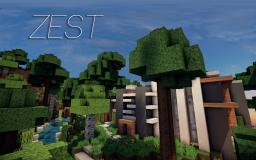 Zest [Modern House] [Collab with Creeper_World] Minecraft