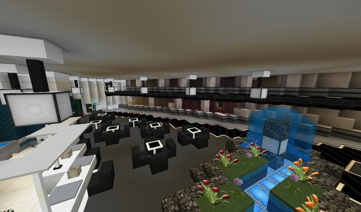 Main Crew Lounge