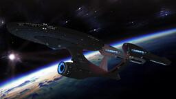 USS Enterprise |Star Trek Beyond Refit| Minecraft Map & Project