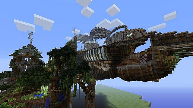 Awesome Xbox 360 map as good a pc Minecraft Project