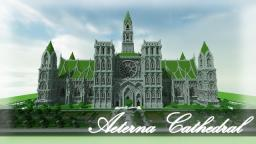 Aeterna Cathedral Minecraft Map & Project