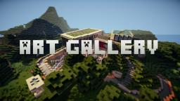 Art Gallery Minecraft
