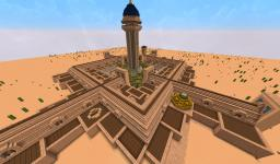 Great Bazaar (Arabian / Desert City Project) Minecraft Map & Project