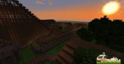 Roller coaster of Death Minecraft Map & Project