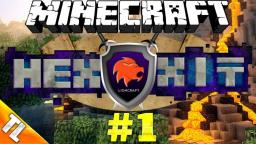 Let's Play Hexxit EP1: Creeper Ninja - Lion-Craft Minecraft Blog