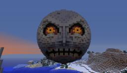 Legend of Zelda [Majora's Mask] Inspired Moon Minecraft Map & Project