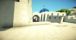 Counter-Strike: GO Dust II map (Try it on the Hypixel server!) (Map at x:0 y:0 z:0))