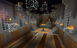 Steve and the Goblet of Netherrack: Tri-Minecrafter Tournament (Adventure Map) Minecraft Map & Project