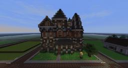 19 Century Gothic Home Minecraft Map & Project
