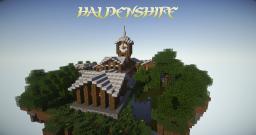 HaldenShire - A Floating Wonder Minecraft Map & Project