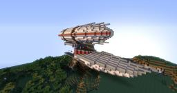 Novis Airship Minecraft Map & Project