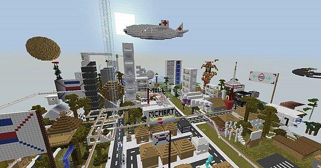 Xatrun City - 2013 Fully working