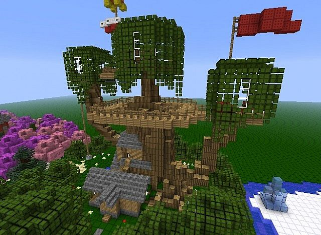 minecraft land of ooo