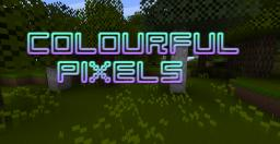 Colourful Pixels [8x8] Minecraft Texture Pack