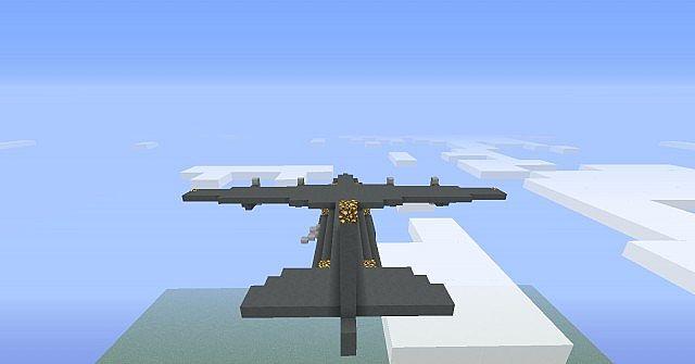 minecraft plane by yazur - photo #47