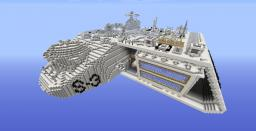Ormaugh's Spaceship [1.6.2] Minecraft Project