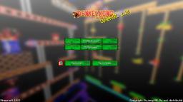 Donkey Kong Kraft by BogrollTextures 1.6.2 (24/09/2013) Minecraft Texture Pack