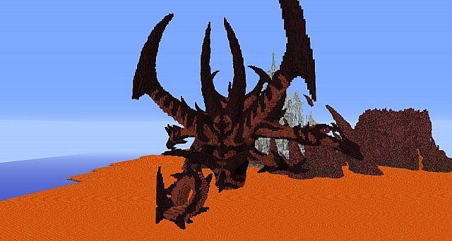 Back of Diablo