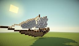 The Athalos [Ship] Minecraft Map & Project