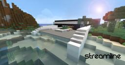 Streamline | Minimalist House | Thanks for 50 subs :D Minecraft Map & Project